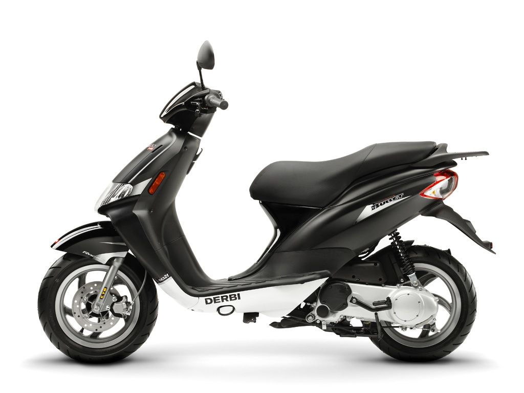 Derbi Atlantis City 50 2T #2