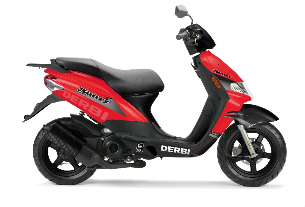Derbi Atlantis City 50 2T #1