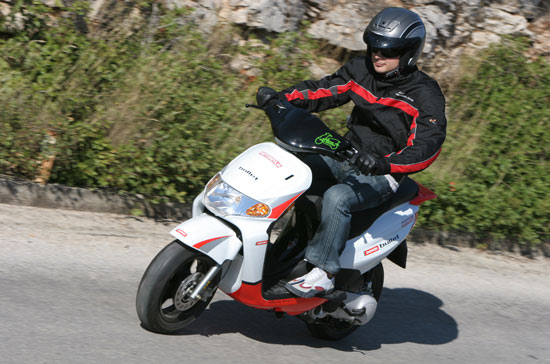 2008 Derbi Atlantis City 50 4T #8