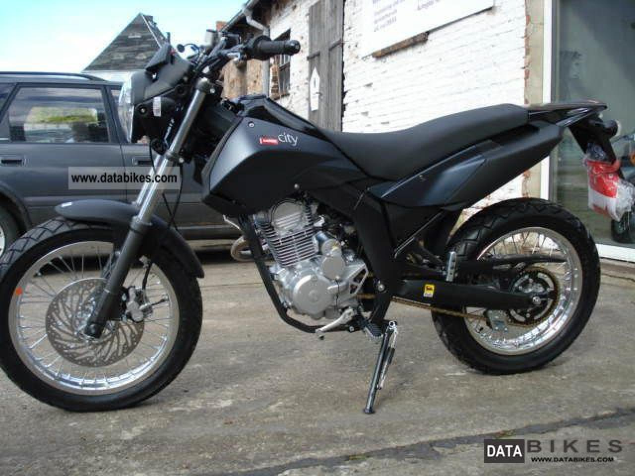 2007 Derbi Cross City 50 #4