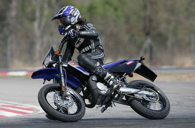 2007 Derbi Cross City 50 #5