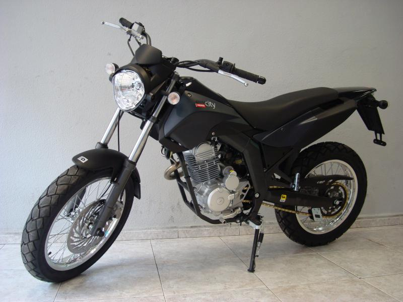 2007 Derbi Cross City 50 #2