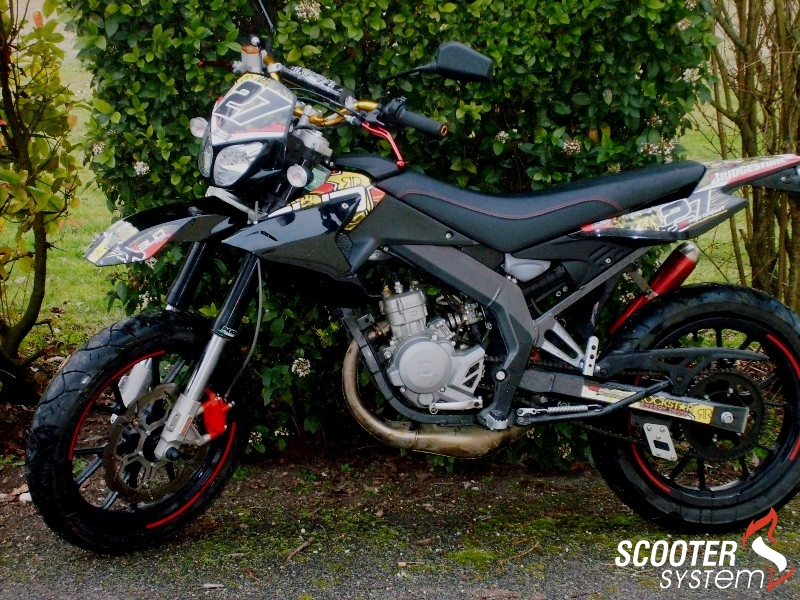 2008 Derbi DRD Racing 50 SM Limited Edition #3