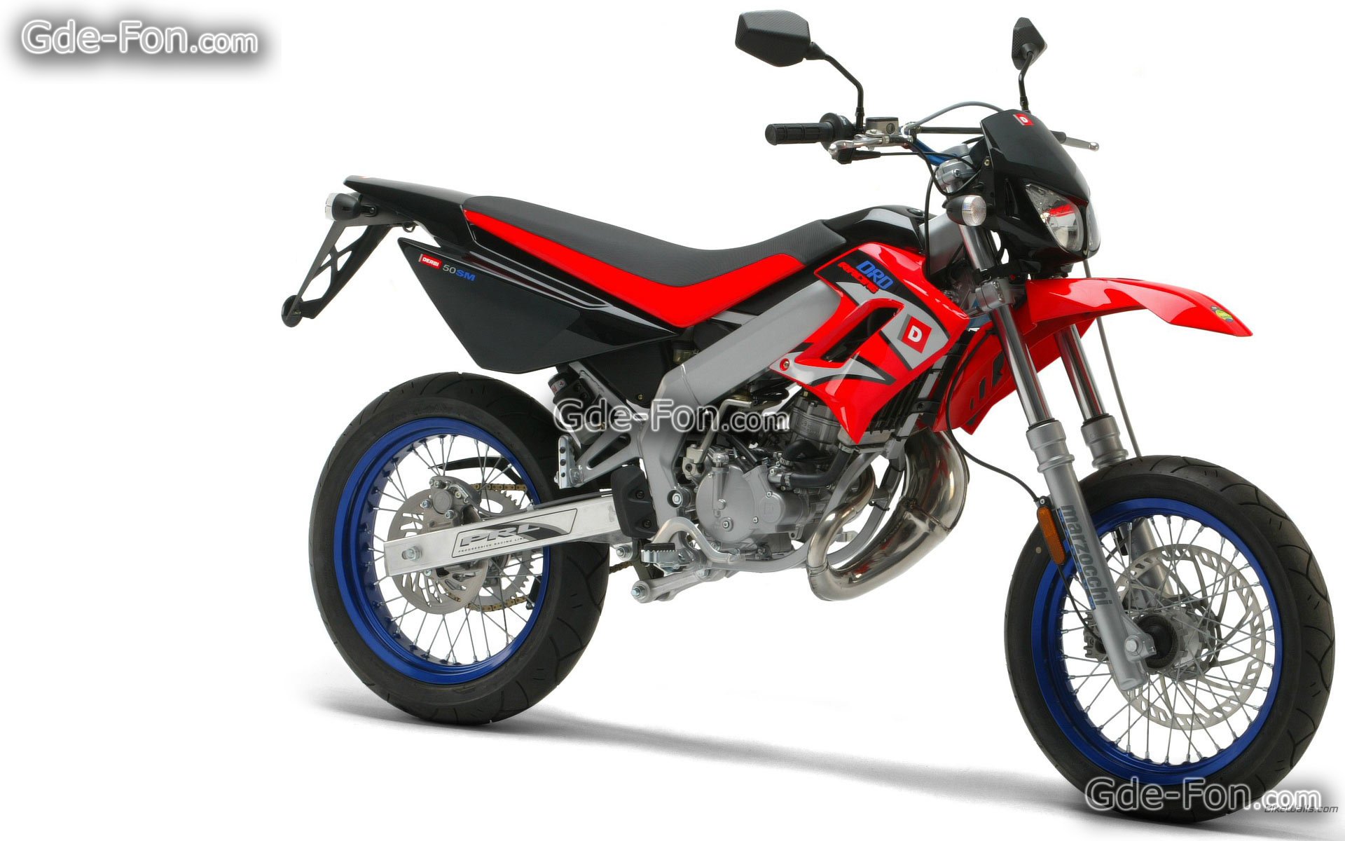 2008 Derbi DRD Racing 50 SM Limited Edition #5