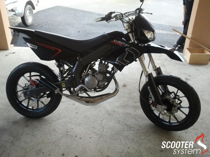 2008 Derbi DRD Racing 50 SM Limited Edition #1