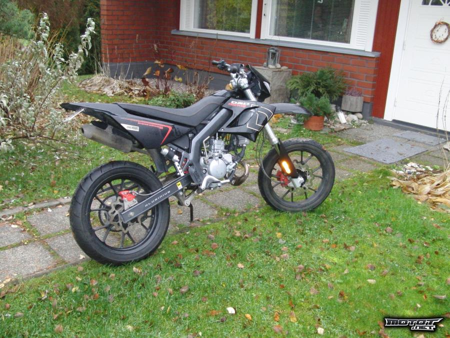 2008 Derbi DRD Racing 50 SM Limited Edition #8