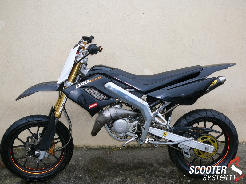 2008 Derbi DRD Racing 50 SM Limited Edition #2