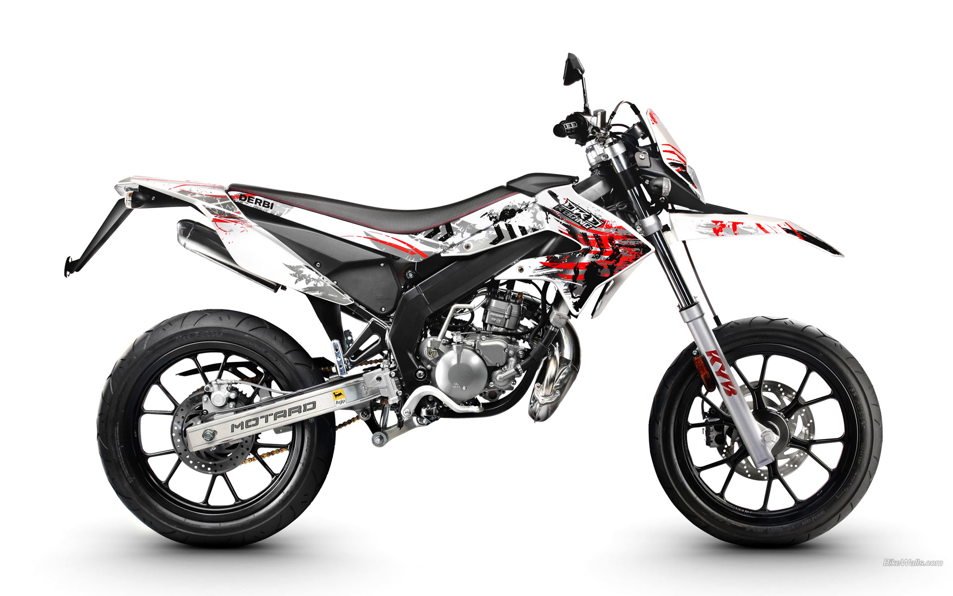 2008 Derbi DRD Racing 50 SM Limited Edition #4
