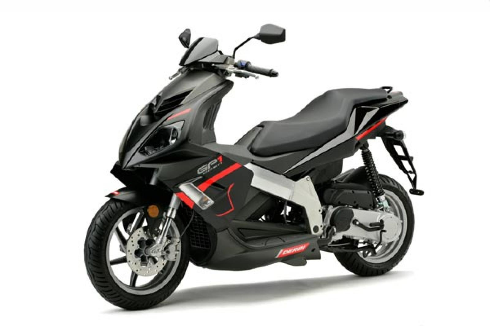 2008 Derbi GP1 50 Open #3