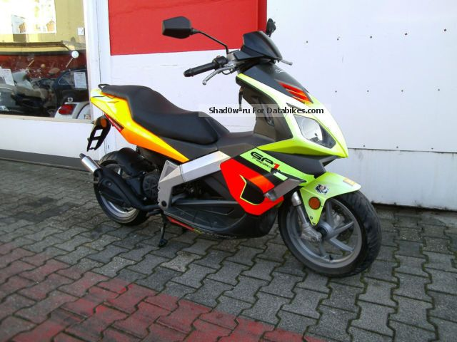 2008 Derbi GP1 50 Open #4