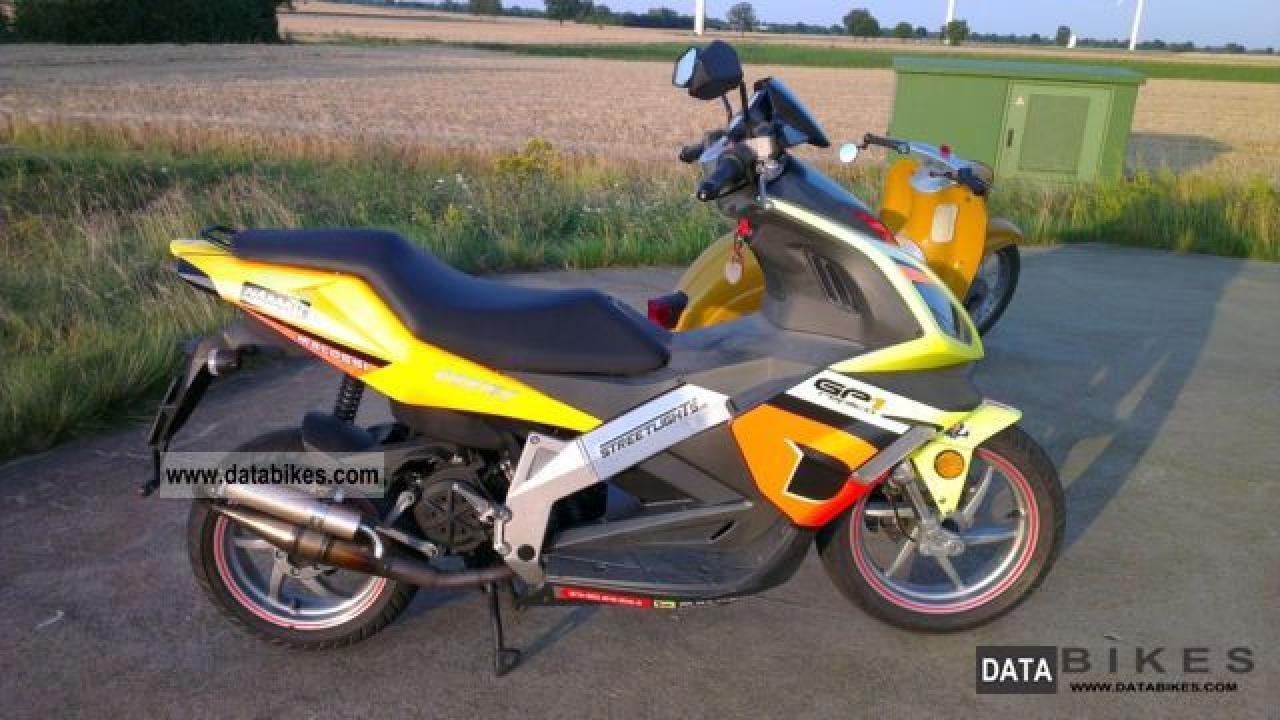 2008 Derbi GP1 50 Open #2