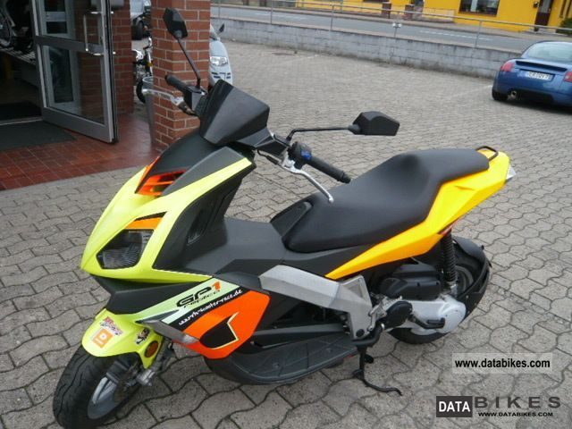 2008 Derbi GP1 50 Open #5