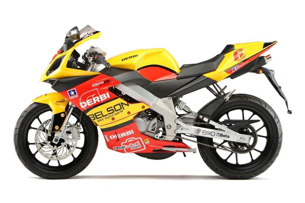 2008 Derbi GPR 50 Racing #5