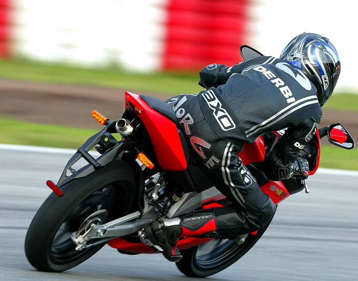 2008 Derbi GPR 50 Racing #6