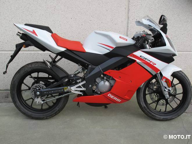 2008 Derbi GPR 50 Racing #2