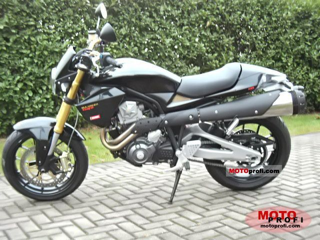 2008 Derbi Mulhacen Cafe 125 #9