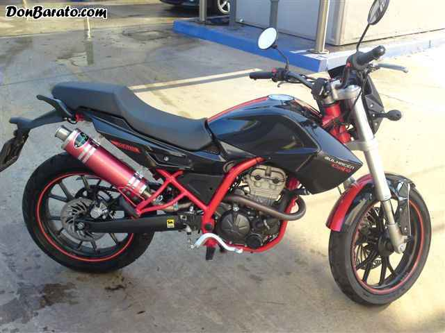 2008 Derbi Mulhacen Cafe 125 #2