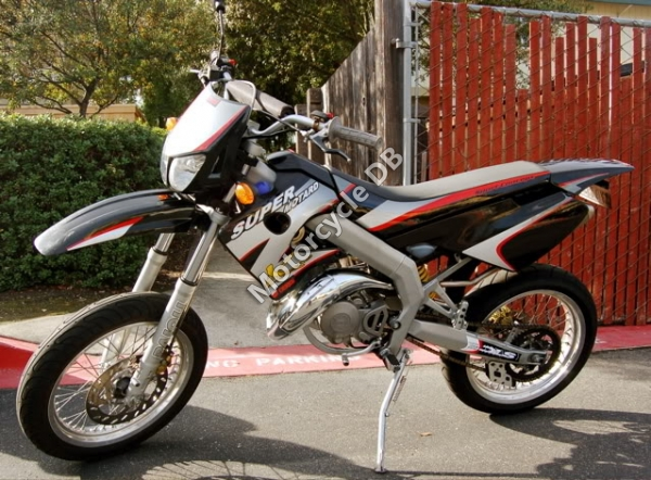 2003 Derbi Senda Supermotard #1