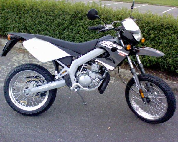 2003 Derbi Senda Supermotard #8