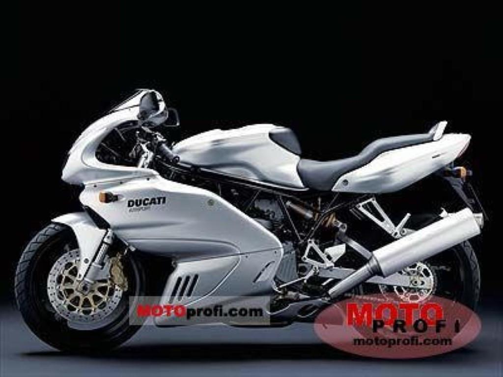 Ducati 620 Sport Full-fairing (reduced effect) #2