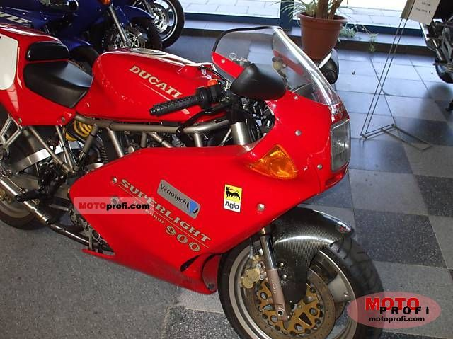 1994 Ducati 900 Superlight #10