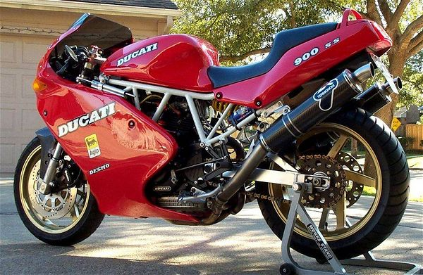 1994 Ducati 900 Superlight #5