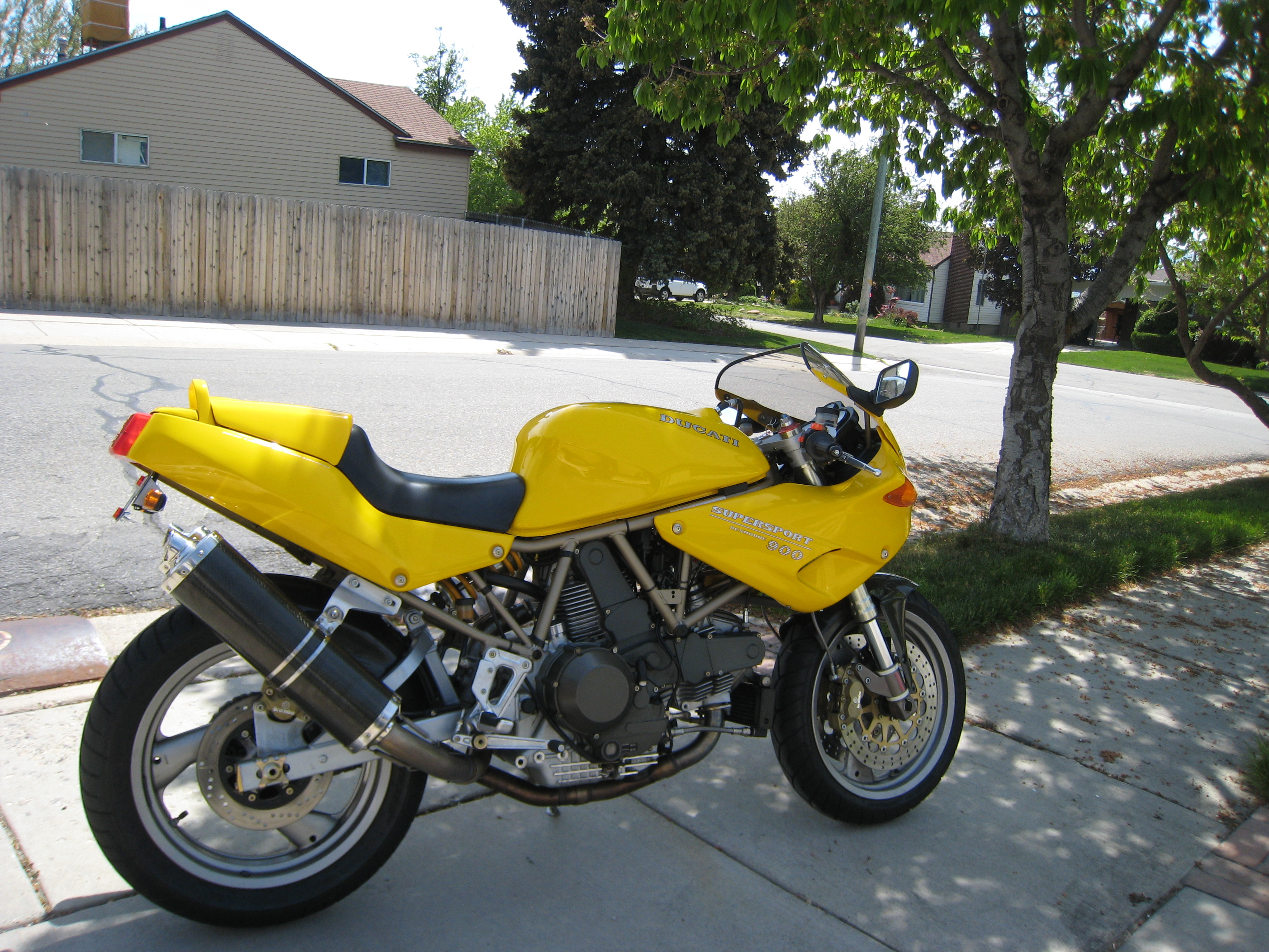 1994 Ducati 900 Superlight #7