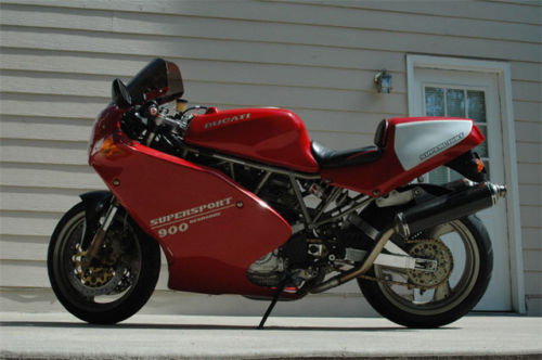 1994 Ducati 900 Superlight #4