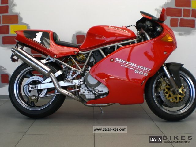 1995 Ducati 900 Superlight #10