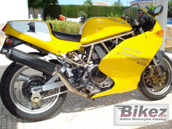 1995 Ducati 900 Superlight #4