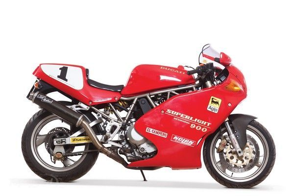 1995 Ducati 900 Superlight #8