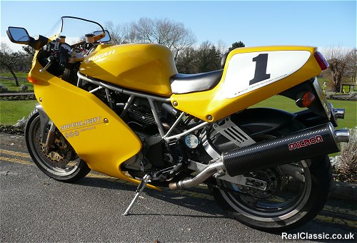 1995 Ducati 900 Superlight #6