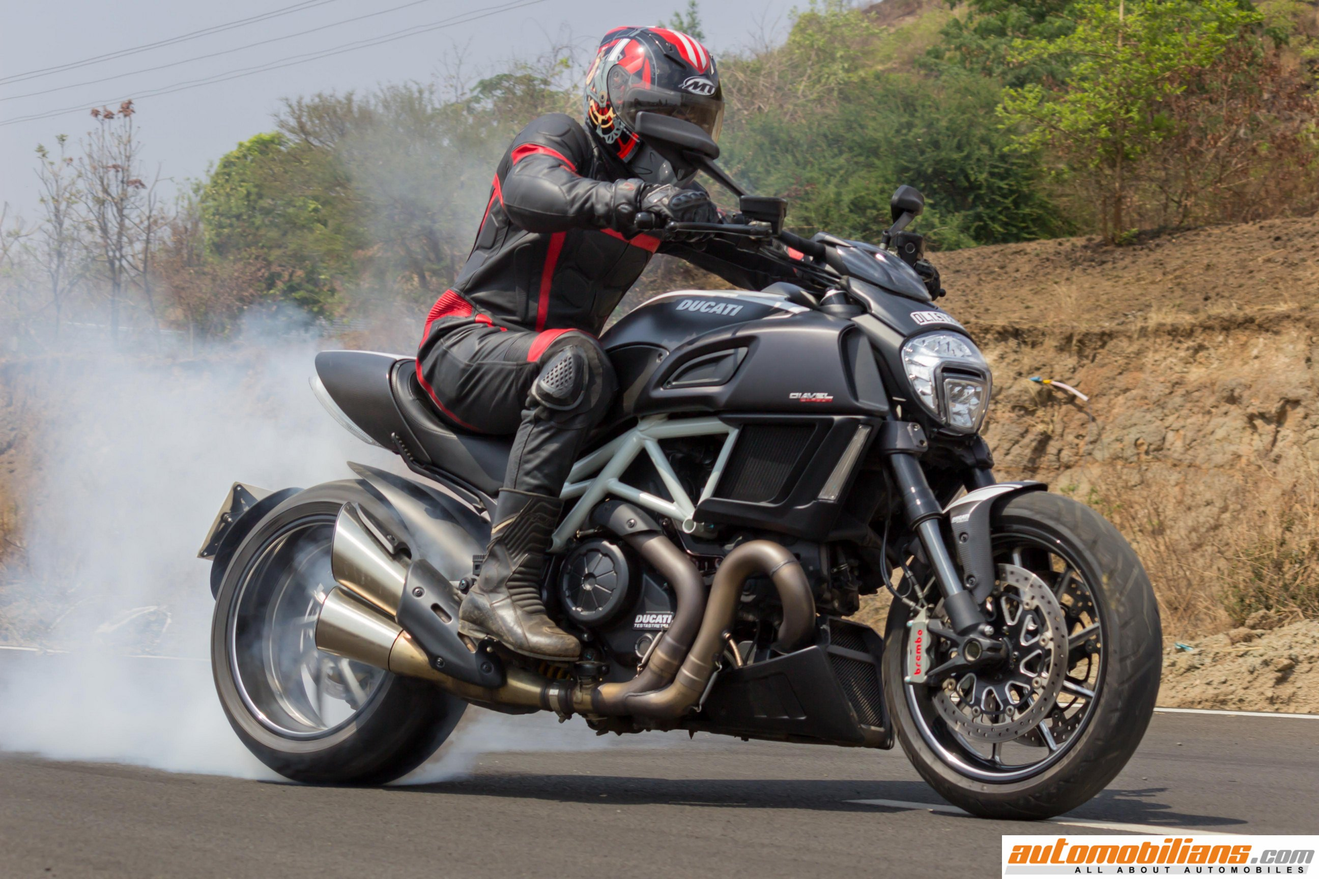 Ducati Diavel Carbon #3