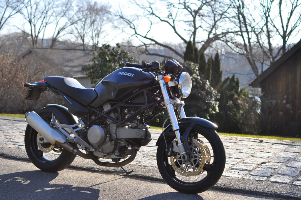 2006 Ducati Monster 620 Dark #5