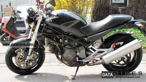 Ducati Monster 900 i.e. Dark #3