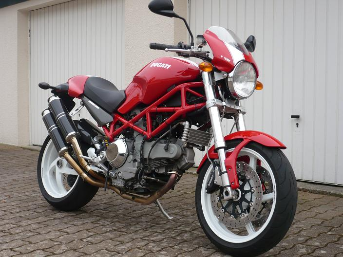 Ducati Monster SR2 1000 #2