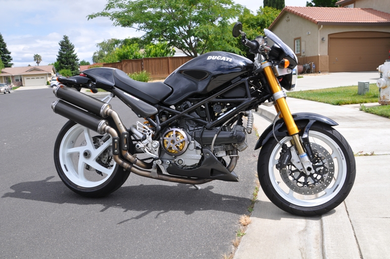 Ducati Monster SR2 1000 #3