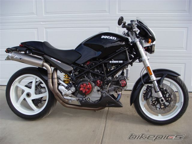 Ducati Monster SR2 1000 #1