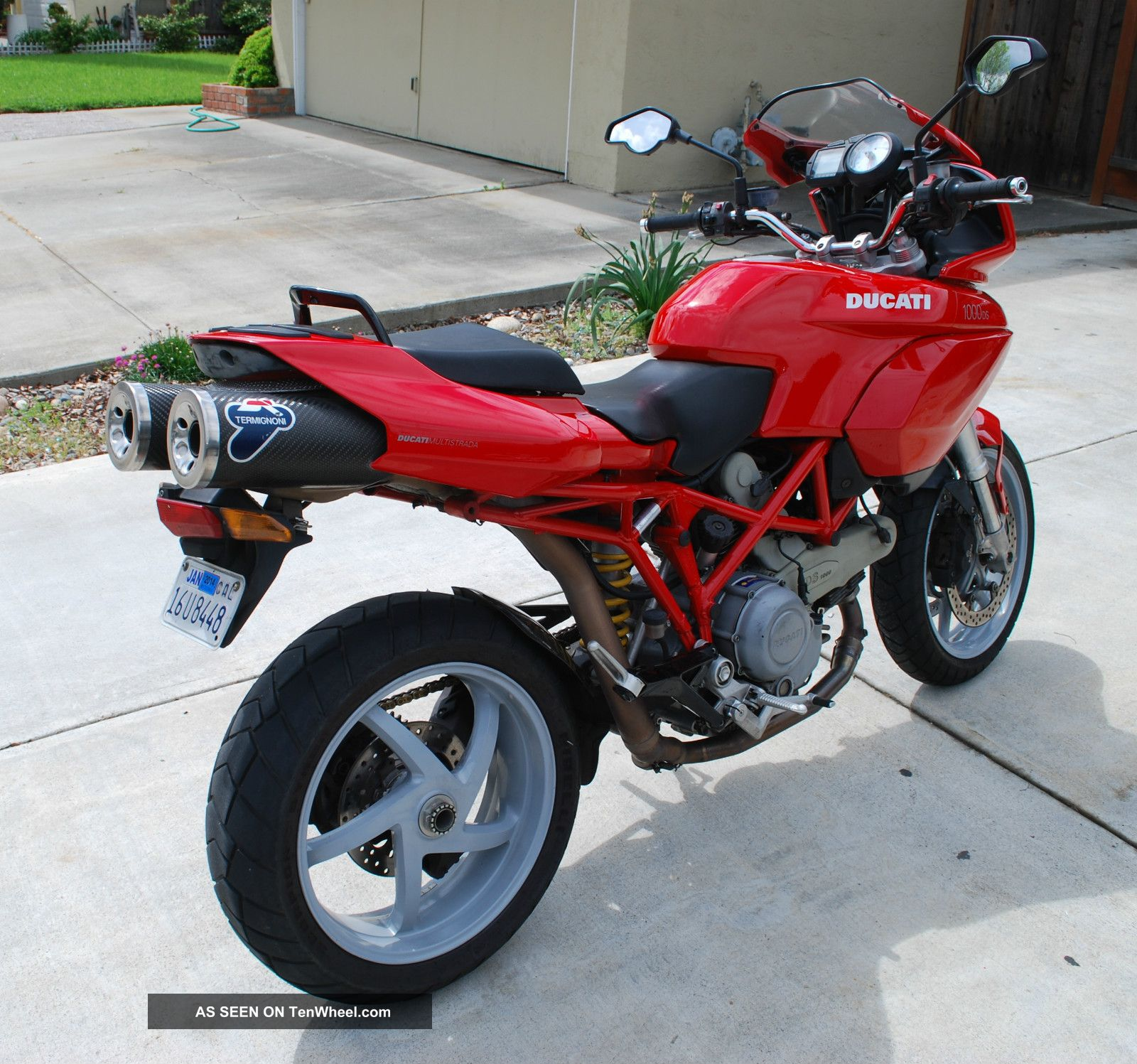 2004 Ducati Multistrada 1000 DS #3