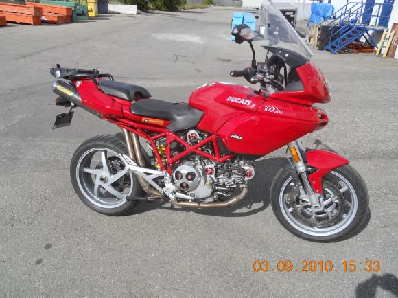 2004 Ducati Multistrada 1000 DS #4