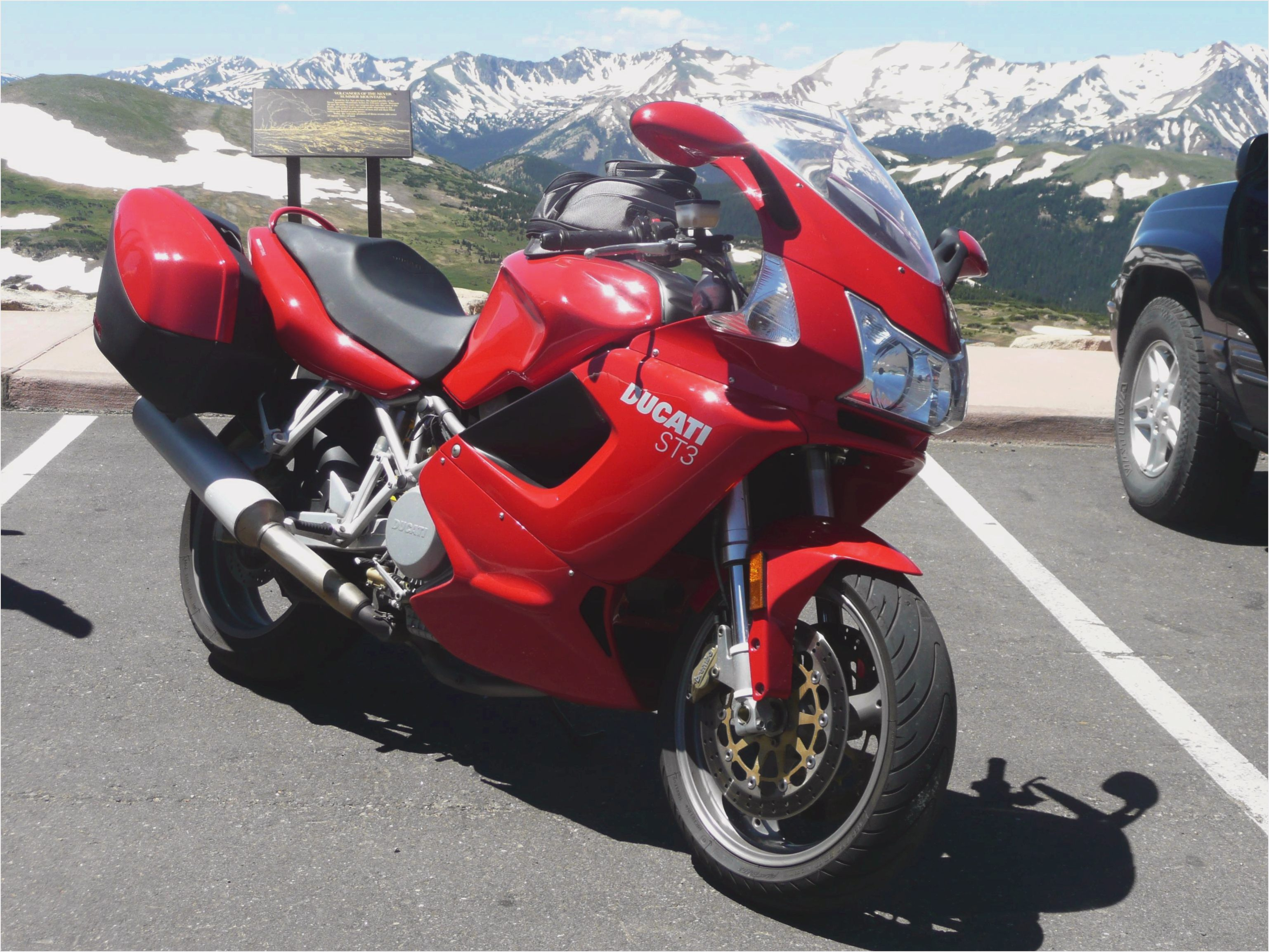 2007 Ducati ST3S ABS #9
