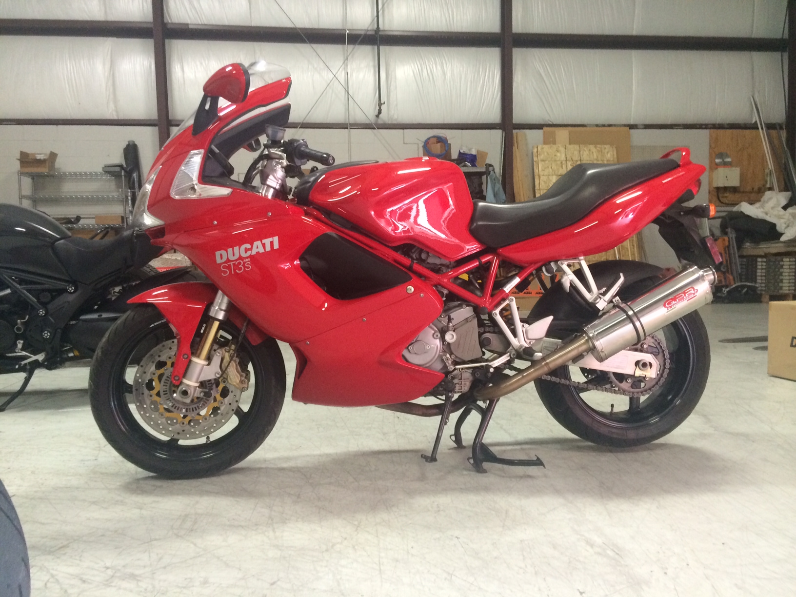 2007 Ducati ST3S ABS #5