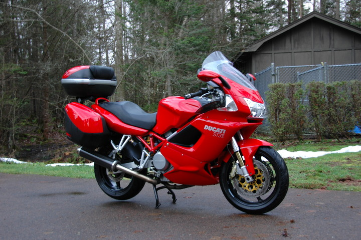 2007 Ducati ST3S ABS #4