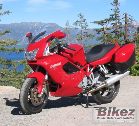 2007 Ducati ST3S ABS #10