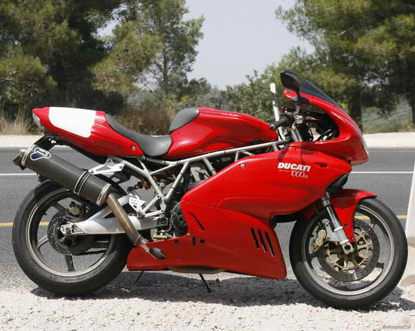 2005 Ducati Supersport 1000 DS #1