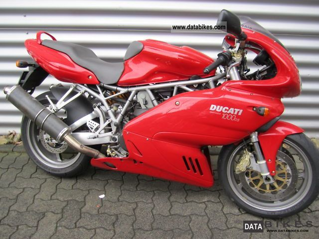 2004 Ducati Supersport 800 #3