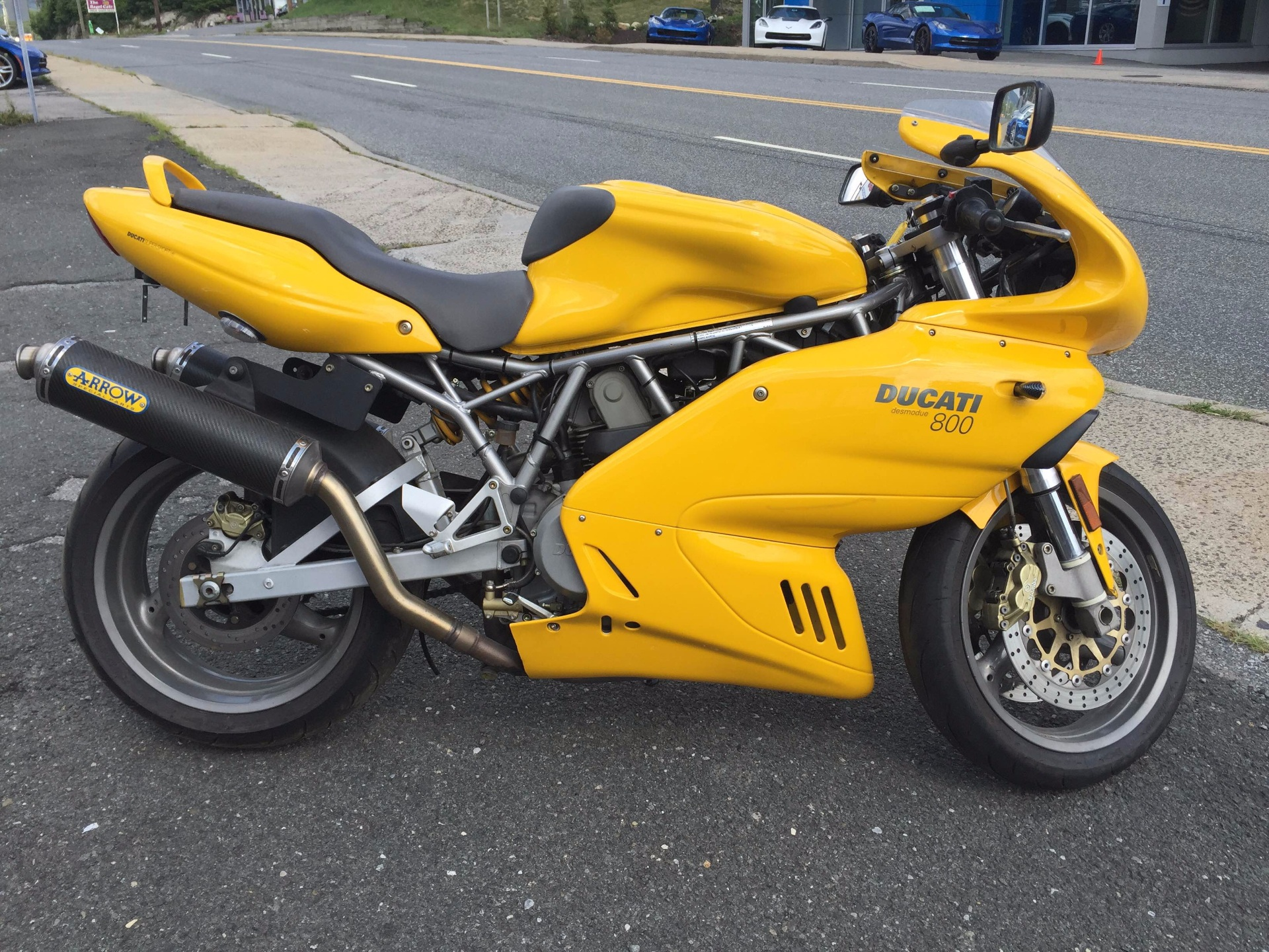 2004 Ducati Supersport 800 #6