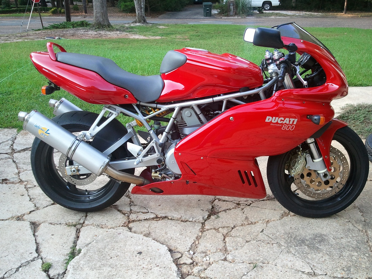 2004 Ducati Supersport 800 #7