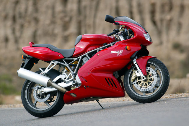 2004 Ducati Supersport 800 #5