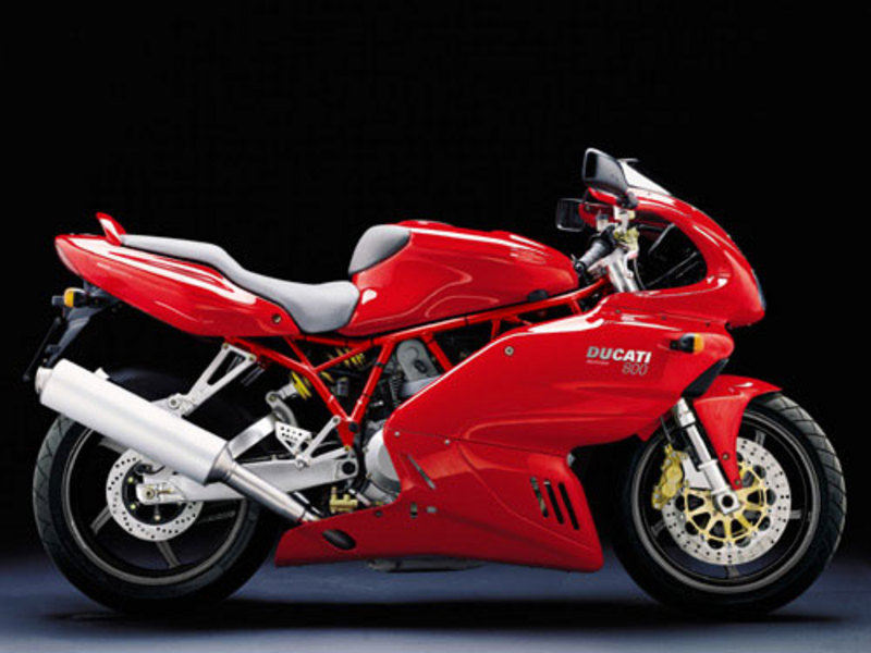 Ducati Supersport 800 #2